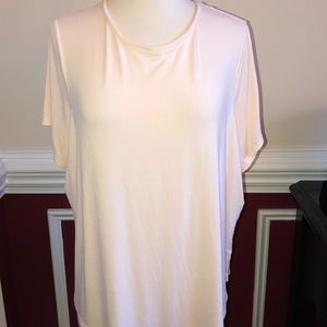 Softest tee ever The Limited size 1X blush pink
